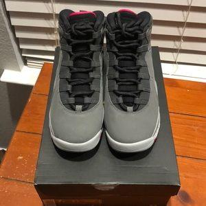 Air Jordan's retro 10 size 7y girls NEW